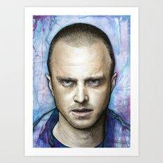 Jesse Art Print
