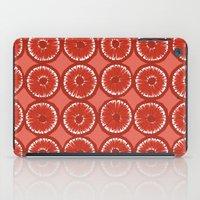 Grapefruit iPad Case