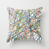 Kerplunk Extended Throw Pillow
