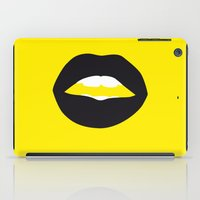 The Wasp Woman iPad Case