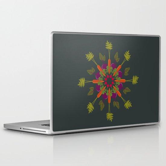 Vegetable Medley Laptop & iPad Skin
