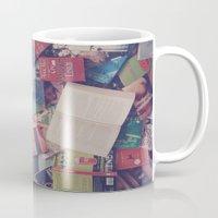 Book mania! (2) Mug