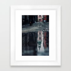 Task Framed Art Print