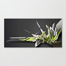 Swinging DAIM Canvas Print