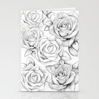 roses Stationery Cards featuring roses by iphigenia myos