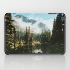 Quiet Washington Morning iPad Case