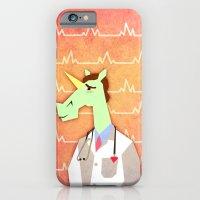 Love Doctor Unicorn iPhone 6 Slim Case