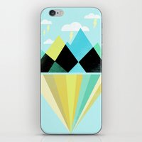 Void Dweller iPhone & iPod Skin