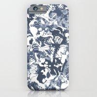 My blue butterflies iPhone 6 Slim Case