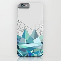 iPhone & iPod Case featuring Colorflash 3 Turquoise by Mareike Böhmer Graphics