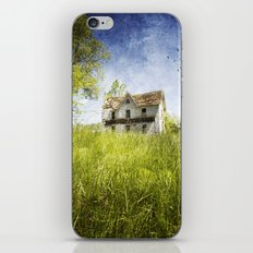 Lost Summers of My Youth iPhone & iPod Skin
