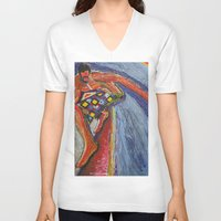 The Tom Sellecka Unisex V-Neck