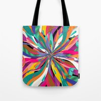Pop Tunnel Tote Bag