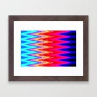 Pattern3 Framed Art Print