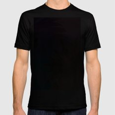 LA Dreaming Black SMALL Mens Fitted Tee
