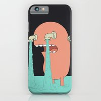 iPhone & iPod Case featuring Get Over It by Derek Eads