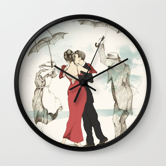 My version  Wall Clock