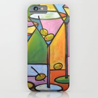 Martinis and Olives iPhone 6 Slim Case