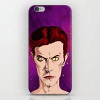 The Man Who Fell  iPhone & iPod Skin