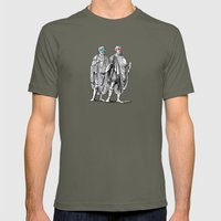 Classic men have a party Mens Fitted Tee Lieutenant SMALL