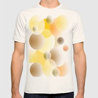 colors Mens Fitted Tee Natural SMALL