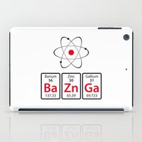 BaZnGa! iPad Case