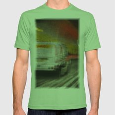 Dartford Tunnel 2 Mens Fitted Tee Grass SMALL