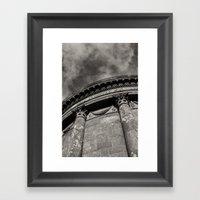 Mussenden Temple Framed Art Print