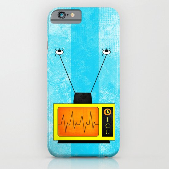 ICU. iPhone & iPod Case