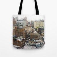 Chelsea, New York City Tote Bag