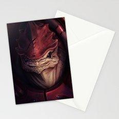 Mass Effect: Urdnot Wrex Stationery Cards