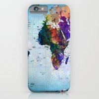 map iPhone 6 Slim Case