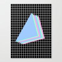 Pattern 17 Canvas Print