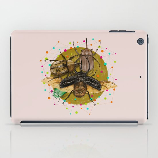 Insect Universe iPad Case
