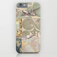 Flight Patterns iPhone 6 Slim Case