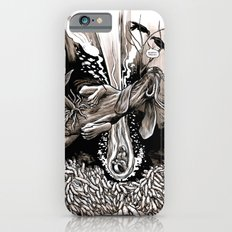 A dream of plague dogs iPhone 6 Slim Case