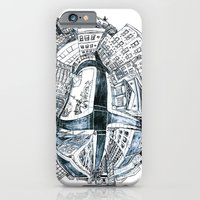 The City Bean  iPhone 6 Slim Case