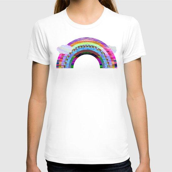 glitchbow T-shirt