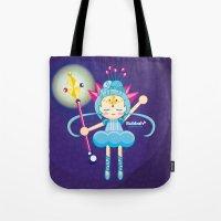 Crystal Bubbah Tote Bag