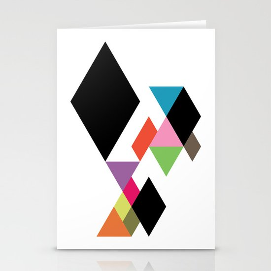 untitled 06 Stationery Card
