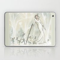 Snow Dancing Laptop & iPad Skin