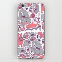 Ol' Doodle iPhone & iPod Skin
