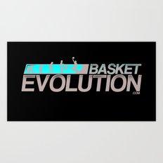 Staz Evolution III Art Print