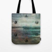 Platonic Solids Tote Bag