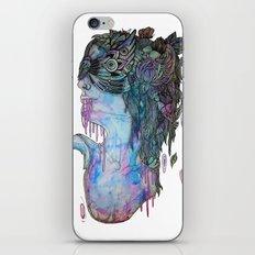 moth effect iPhone & iPod Skin