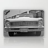 Chevy II Closeup Laptop & iPad Skin