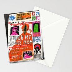 Acrid Tongue-Mush. 2015. Stationery Cards