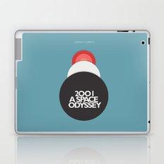 2001 a Space Odyssey - Stanley Kubrick Movie Poster Laptop & iPad Skin