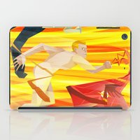 The Flasher iPad Case