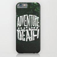 Adventure 'til Death iPhone 6 Slim Case